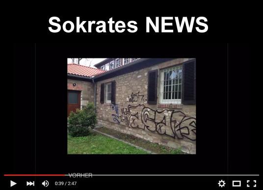 Graffitientfernung - mit spezieller Anwendungstechnik und aufgetragenem transparentem Schutz