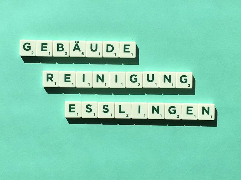Gebäudereinigung Esslingen