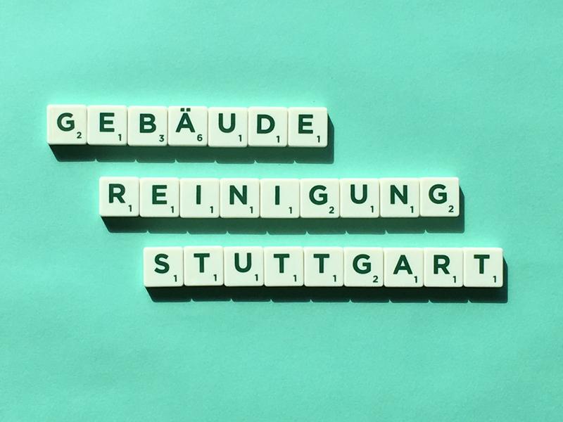Gebäudereinigung Stuttgart
