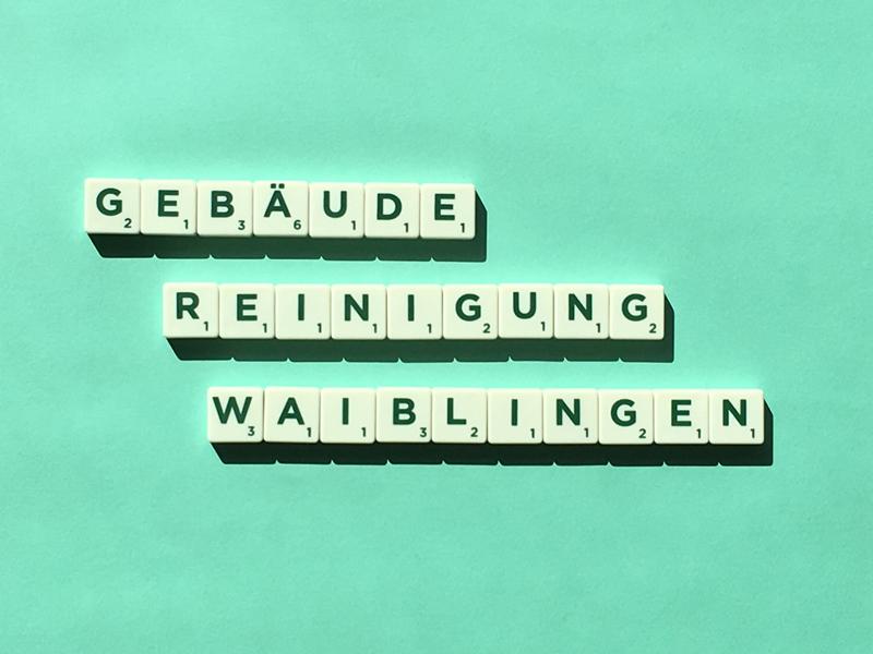 Gebäudereinigung Waiblingen