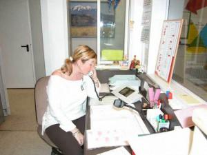 Empfangsdienste Telefondienste