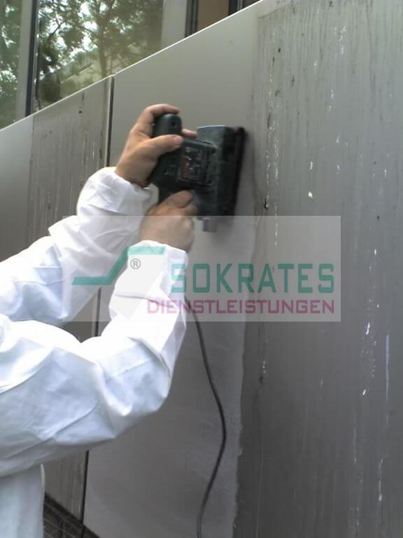 Fassadenreinigung im Raum Stuttgart