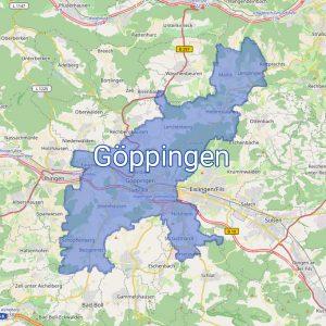 Gebäudereinigung in Göppingen & Umgebung: Von Büroreinigung über Fassadenreinigung bis hin zu Winterdienst und Hausmeisterservices
