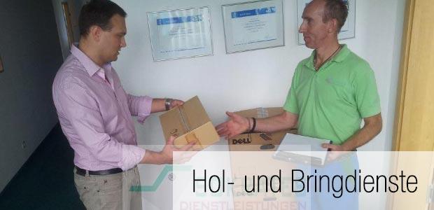 Hol-und-Bringdienste im Raum Stuttgart