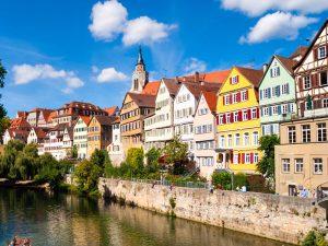 Gebäudereinigung Tübingen - Reinigungsservices für ein strahlendes Tübingen: Sokrates Dienstleistungen GmbH